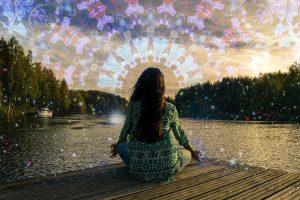 Utilizar el poder mental para canalizar la sabiduría interna