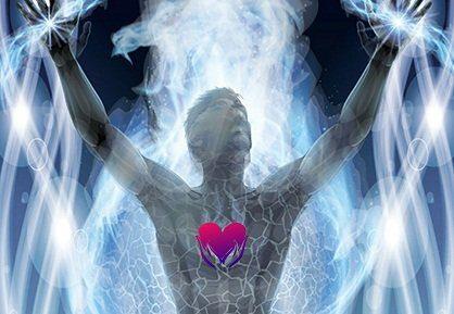 corazon divino mensaje de los ángeles: un amor que se encuentra más allá de los  ID170460 - hermandadblanca.org