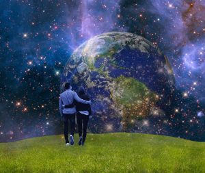 Tierra y pareja - entendiendo la vida después de la muerte ID171046 - hermandadblanca.org