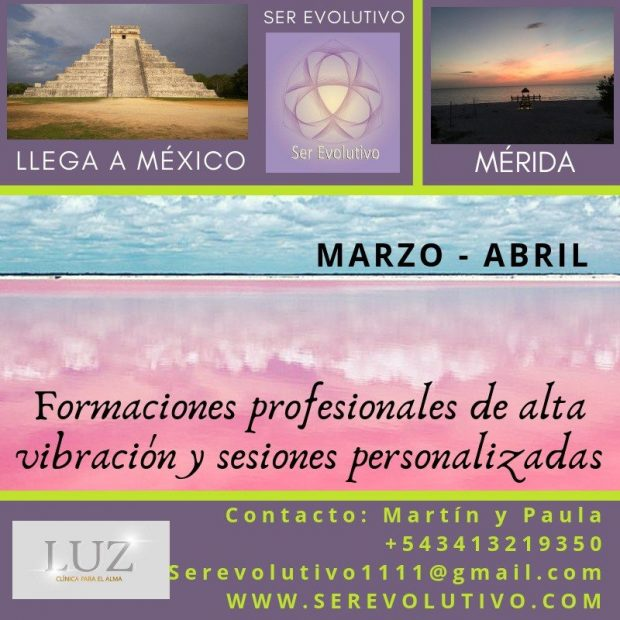 flyer formaciones profesionales alta vibracion sesiones personalizadas ser e ID170488 - hermandadblanca.org