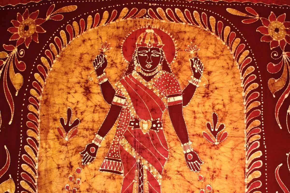 ángel de la abundancia laksmi