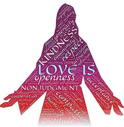 jesus abre sus brazos llenos de amor mensaje de jesús: debéis prepararos para lo que está por llegar ID170826 - hermandadblanca.org