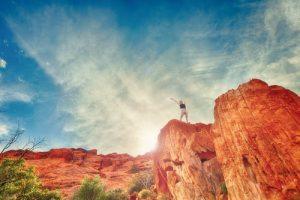 mountains nature sky sunny arcángel miguel: ¡la victoria está cerca! ID170808 - hermandadblanca.org