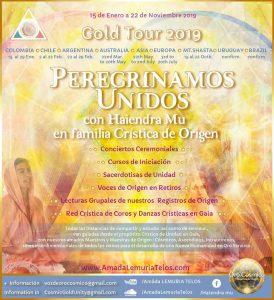 """gold tour 2019 """"hoy es el gran tiempo de reunirnos, recordar y vibrar juntos"""" , h ID172026 - hermandadblanca.org"""