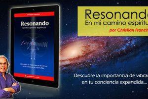 Lanzamiento del Libro ¨Resonando. En mi Camino Espiritual¨, por Christian Franchini