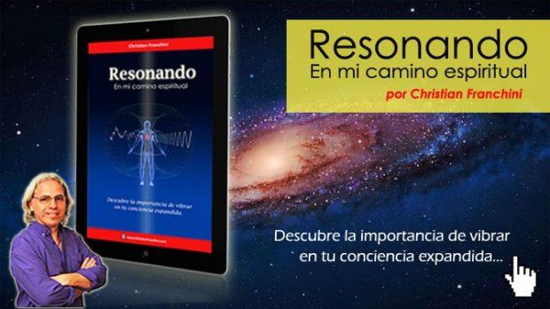 portada libro resonando mailing sinopsis del libro ¨resonando. en mi camino espiritual¨, por christi ID172332 - hermandadblanca.org