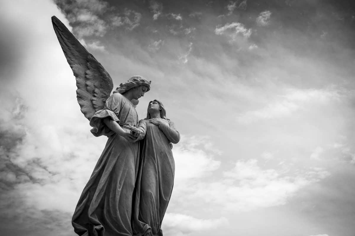 angel guía espiritual