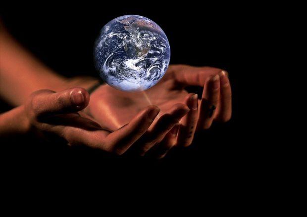 el mundo mensaje de los ángeles: no temáis, el cambio es un regalo ID174389 - hermandadblanca.org