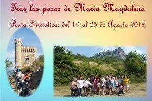 «Tras los pasos de María Magdalena», Viaja con tierrasagrada a Francia, Agosto 2019
