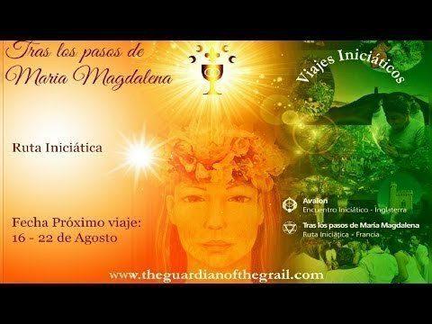 """maria magdalena video """"tras los pasos de maría magdalena"""", viaja con nosotros a ID174011 - hermandadblanca.org"""