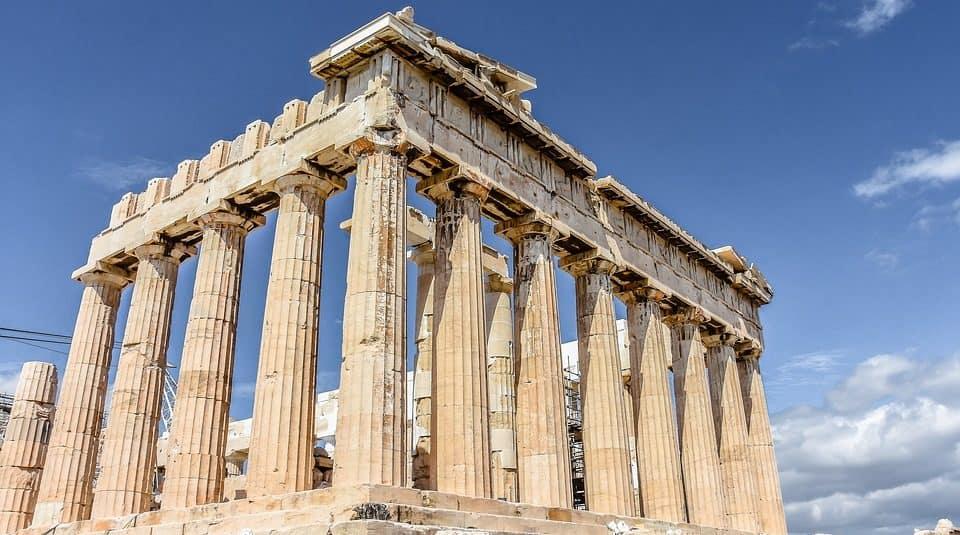 acropolis la civilización griega PITAGORISMO - hermandadblanca.org