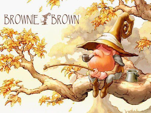 brownie sueños hermosos