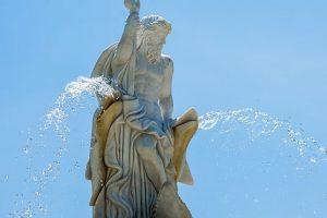 El Dios Neptuno en la vida del ser humano