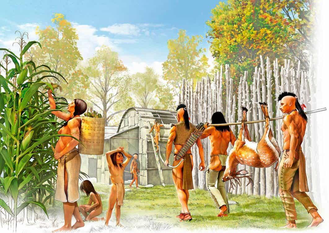 iroqueses sueños hermosos
