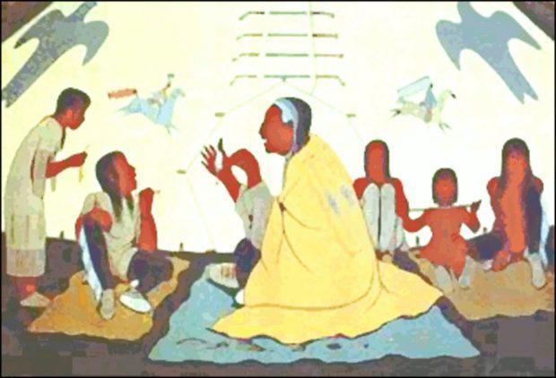 lakota sueños hermosos