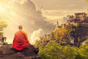 Meditación de la respiración: Extractos del Canon Pali