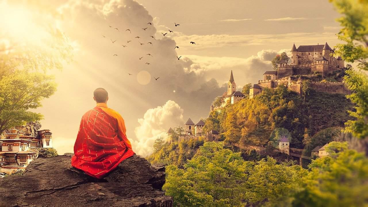meditación respiración