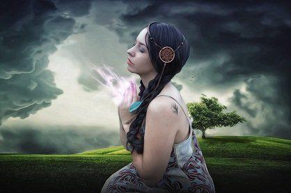 gaia mensaje de gaia: ¿es ostara la diosa olvidada de la primavera ID204177 - hermandadblanca.org