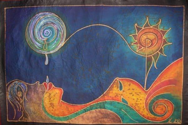 la mujer y la tierra la sagrada unión se complementa con nuestras diferencias ID189665 - hermandadblanca.org