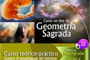 Apúntate al eCurso de Geometría Sagrada! Enero del 2020