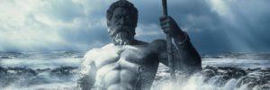 dios del océano