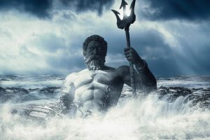 El Dios de los Océanos: «Debemos cuidar el agua», vía Ann Dahlberg