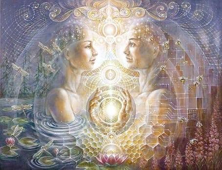 unionsagrada la sagrada unión se complementa con nuestras diferencias ID189665 - hermandadblanca.org