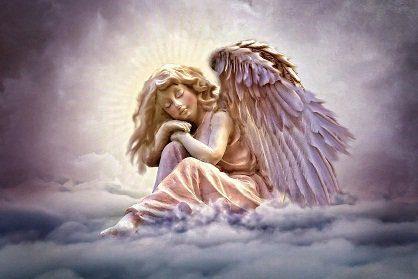 angel en el cielo mensaje de los Ángeles: el amor es nuestra nueva realidad ID206565 - hermandadblanca.org