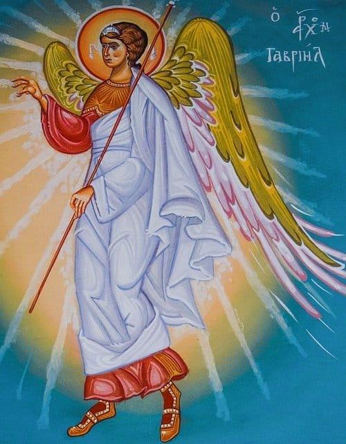 arcangel gabriel el angel de la revelacion cómo orar para recibir ayuda del arcángel gabriel, el Ángel de la r ID205735 - hermandadblanca.org