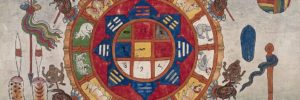 astrología tibetana, cartilla