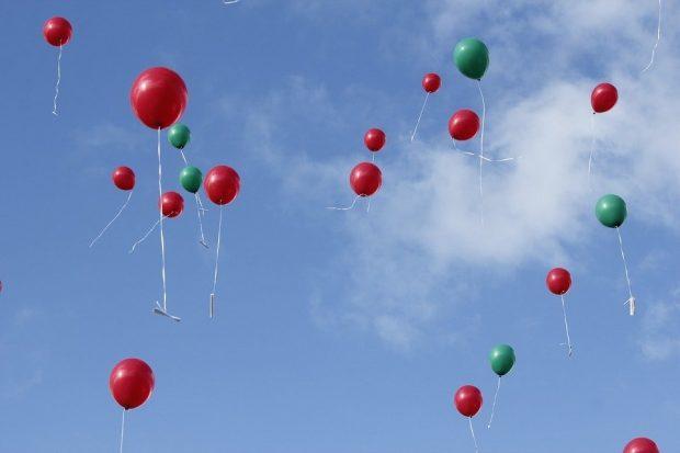 globos mensajes del cielo: las aves como mensajeros espirituales ID204653 - hermandadblanca.org