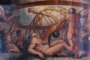 Dios Urano: Deidad Primordial, el primero de los Planetas Transpersonales, Padre de los Dioses, Cielo Estrellado, hijo y esposo de la Madre Tierra