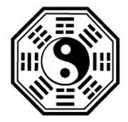 bagua equilibrio en todas la relaciones símbolos energéticos positivos, ¡símbolos sagrados para el poder p ID208885 - hermandadblanca.org