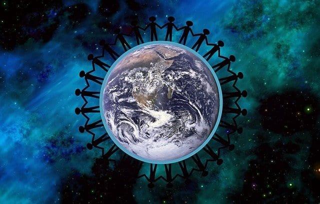 crea la paz en el mundo con una accion crea la paz en el mundo con una acción, por el arcángel metatrón ID209505 - hermandadblanca.org