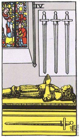el four of swords capricornio ¡el horóscopo de esta semana está lleno de sorpresas!, semana del 1 ID208455 - hermandadblanca.org