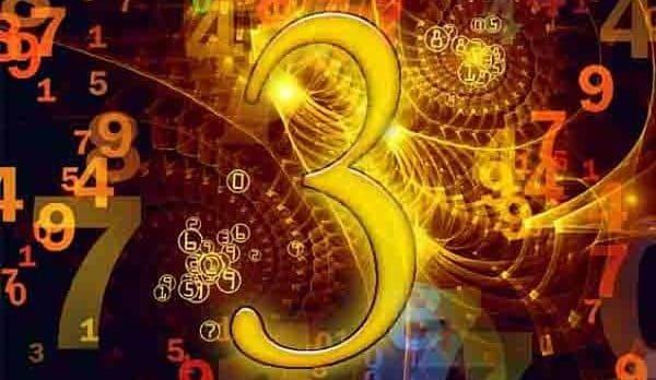 el numero 3 número 3 en la numerología, ¡número sagrado desde el principio de  ID207469 - hermandadblanca.org