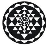 el sri yantra símbolos energéticos positivos, ¡símbolos sagrados para el poder p ID208885 - hermandadblanca.org