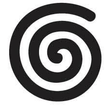 espiral símbolos energéticos positivos, ¡símbolos sagrados para el poder p ID208885 - hermandadblanca.org