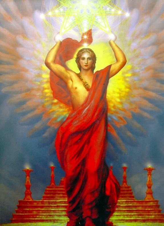 estar al servicio de uno mismo estar al servicio de uno mismo, ¡sorprendente mensaje del arcángel u ID209456 - hermandadblanca.org