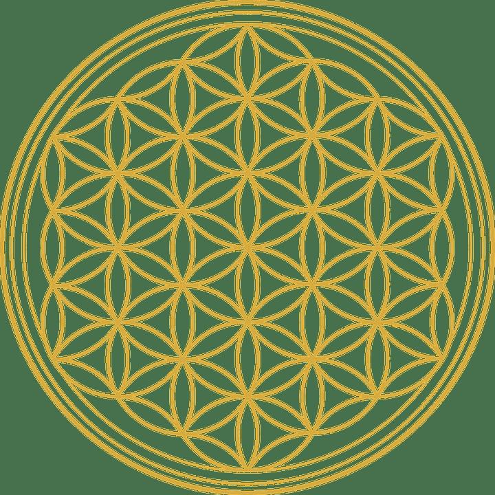 flor de la vida simbolo símbolos energéticos positivos, ¡símbolos sagrados para el poder p ID208885 - hermandadblanca.org