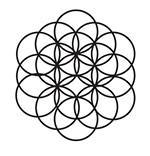 flor de vida semilla de vida el patron de creacion símbolos energéticos positivos, ¡símbolos sagrados para el poder p ID208885 - hermandadblanca.org