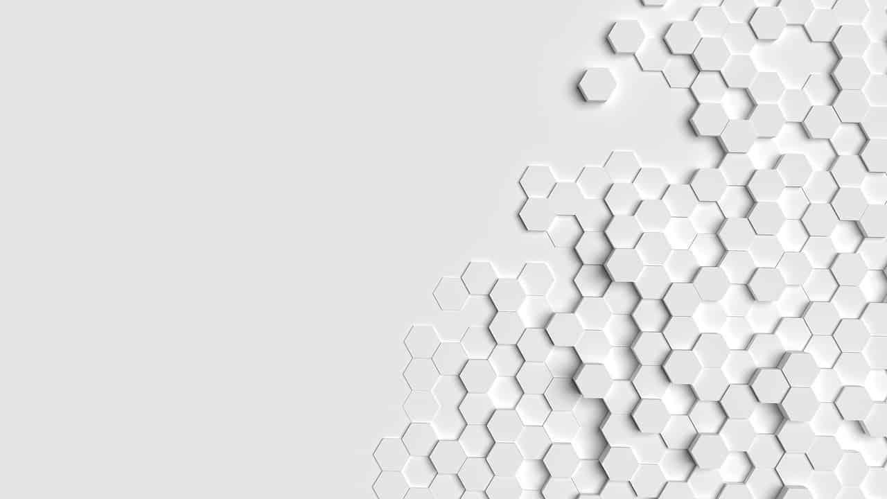 geometría sagrada hexágono