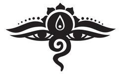la sabiduria femenina ojos de buda símbolos energéticos positivos, ¡símbolos sagrados para el poder p ID208885 - hermandadblanca.org