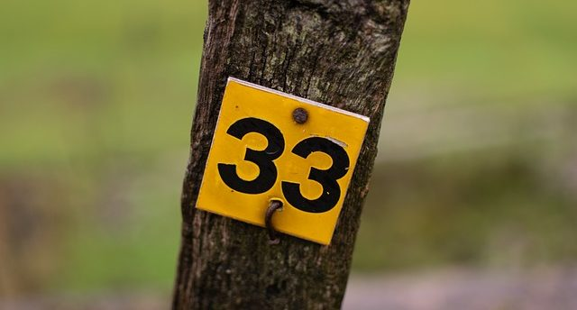 que significa ver el numero 33 ¿qué significa ver el número 33?, ¡quedarás sorprendido! ID208881 - hermandadblanca.org