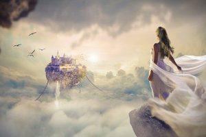 Ser completo Estampado de Magnificencia, por Unicornios Celestes y Delfines