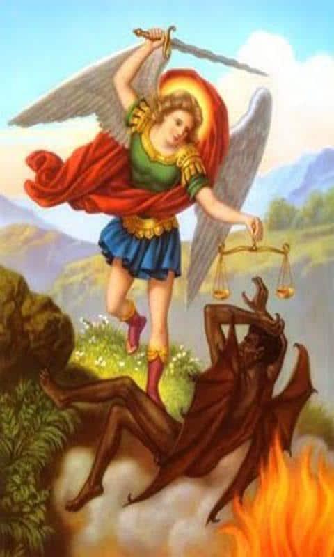 arcangelmiguel arcángel miguel. impulso creador. ID210378 - hermandadblanca.org