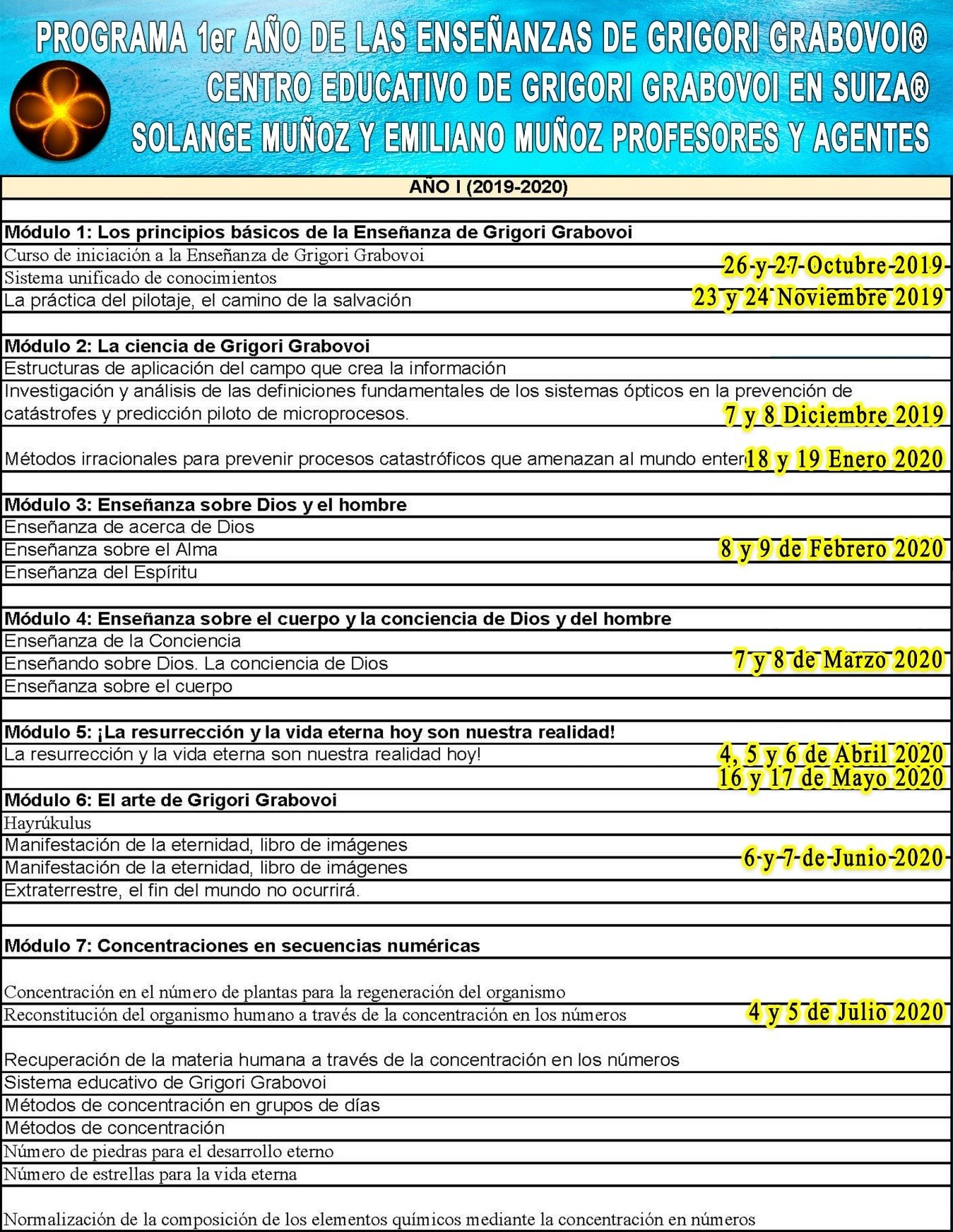 fechas flyer formacion oficial grigori i211251