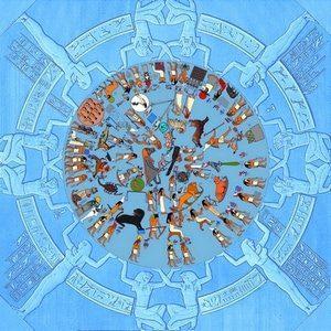 zodiaque de denderah aux couleurs dorigine astrologia egipcia la deidad que te guia desde el nacimiento i211280