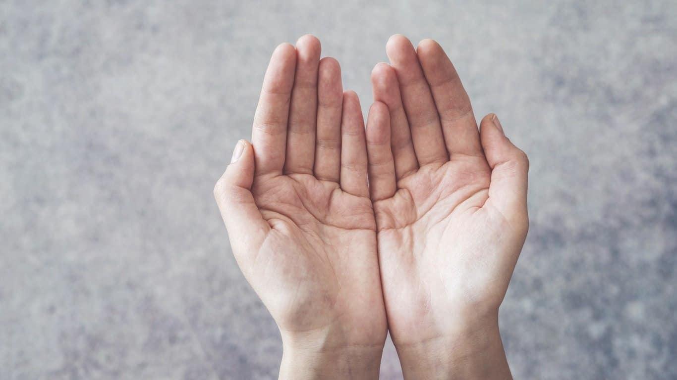 líneas de las manos, quiromancia
