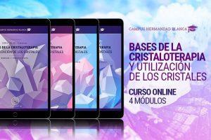 Curso Online: Bases de la cristaloterapia y utilización de los cristales